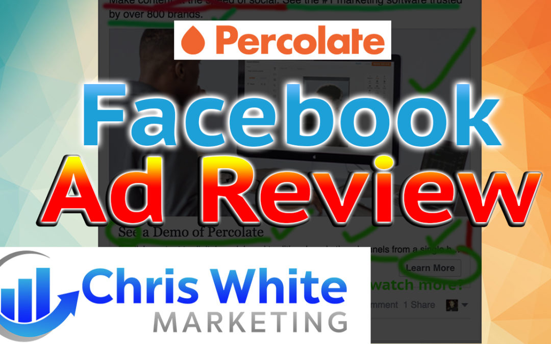 Ad Review: Percolate